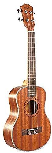 Ukelele Eléctrico Acústico Tenor Guitarra De 26 Pulgadas Ukelele De 4 Cuerdas...