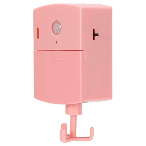Alarma del Sensor de la Puerta, detección infrarroja de la Salida del ladrón para la Seguridad de la Tienda casera(Rosa)