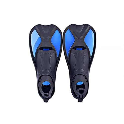 JWDS Aletas de Buceo Aletas De Buceo para El Buceo Adulto Ajustable Natación Sombrillas Largas Snorkeling Snorkeling Pie Luppers