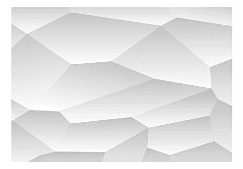 murando Fotomurales 400x280 cm XXL Papel pintado tejido no tejido Decoración de Pared decorativos Murales moderna Diseno Fotográfico Papel pintado optico geometrico a-A-0099-a-a