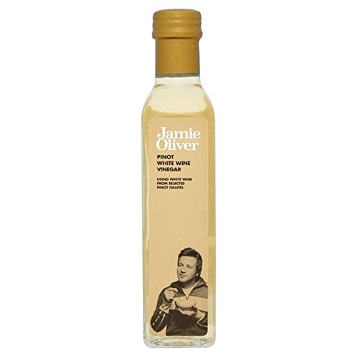 Jamie Oliver Pinot Vinaigre De Vin Blanc 250G - Paquet de 2