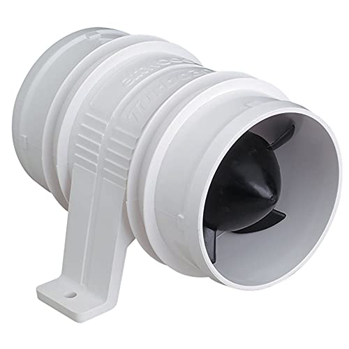attwood 1733-4 Extractor Turbo 3000, 12V, 76 mm, Impermeable