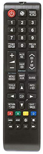 Ersatz Fernbedienung passend für Samsung UE55MU6179U | UE55MU6179UXZG
