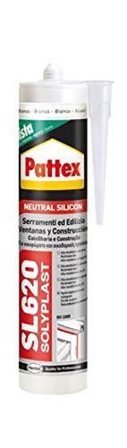 Henkel Silicona solyplast Neutro junt 300ml Gris 7016