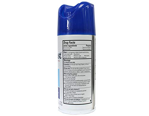 Dermoplast Pain Relieving Spray- 2 oz (Pack of 2)