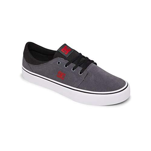 DC Shoes Trase - Zapatos de Cuero - Hombre - EU 37