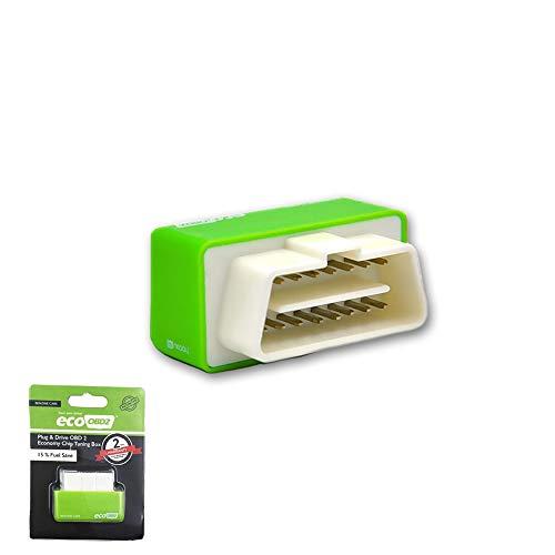LZS Benzin /& Diesel Spritsparer Economy Spritsparer Eco OBD2 Benzin Tuning Box Chip F/ür Auto Benzin Gas Sparen Sie weniger Kraftstoff und senken Sie