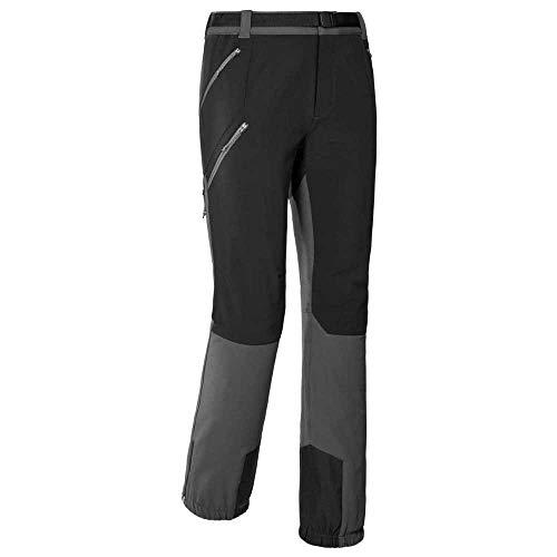 Lafuma - Pantalon Softshell Eiger Noir Homme - Homme - Taille 46 - Noir