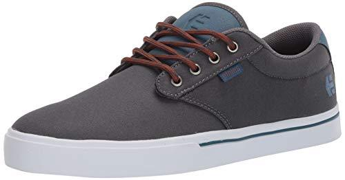 Etnies Herren Jameson 2 Eco Skateboardschuhe, Grau (Grey/Blue/Gum 095), 42 EU