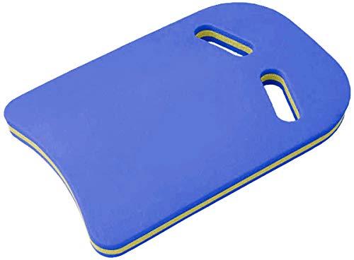 Outroad Safety Swimming Training Aid Kickboard - U Design Swim Pool Float Floating Buoy Hand Board Tool Foam Equipment Swim Accessories, Blue