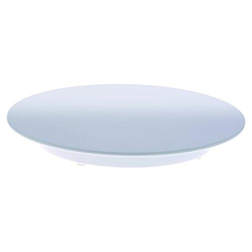 Tortenplatten Melamin weiß, stabile Ausführung, Durchmesser:Ø 30 cm