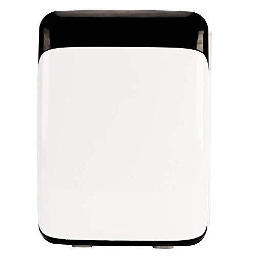 WangT Draagbare koelkast voor de auto, 10 l elektrische koelbox koel/warme compacte mini-koelkast-geschikt voor reiskantoor slaapzaal of boot