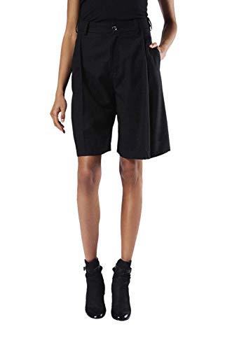 Diesel S-Izzy Damen Bermuda Shorts (27W, Schwarz)