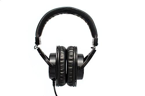 cad headsets CAD Audio Studio Headphones, Black (MH210)