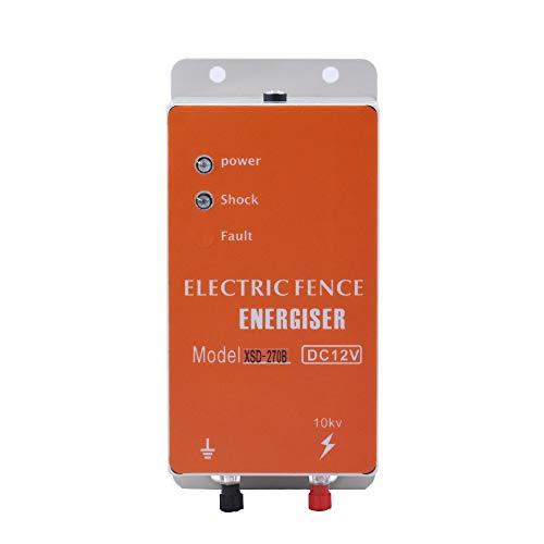 Regulador de cercado eléctrico, cargador del repetidor del recinto, eléctrico solar para...