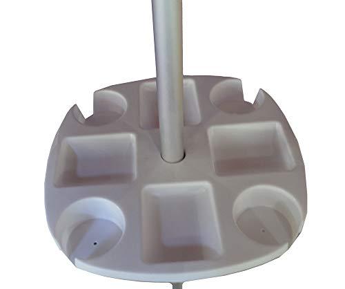 Impact Canopy Umbrella Table Accessory