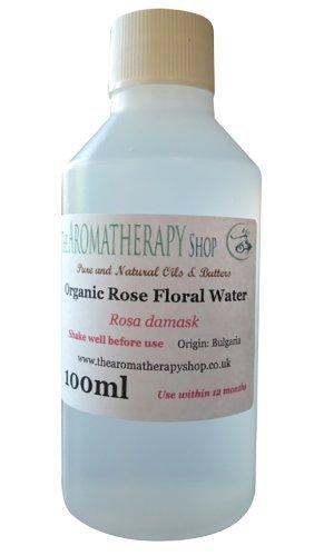 Rose Biologique Floral Eau 100ml