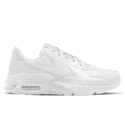 Nike Air MAX Excee, Zapatillas para Correr Hombre, Blanco, 44.5 EU