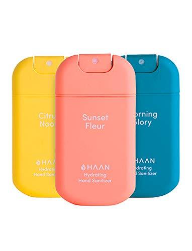 HAAN Desinfectante de Manos Hidratante en Spray   Pack 3 uni