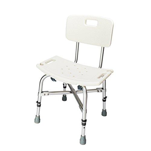 Binrrio Shower Chair Heavy...