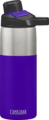 Camelbak Trinkflasche CHUTE Mag Vakuum Edelstahl isoliertechnologie Wasser Flasche,Iris,20oz