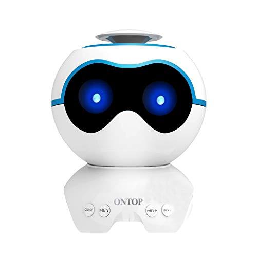 OPAKY Bluetooth-Lautsprecher Stereo-Lautsprecher mit HD-Audio und verbessertem Bass für iPhone, Samsung usw.