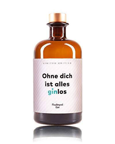 FLASCHENPOST GIN - Love Edition