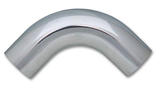 Vibrant 2176 3' Polished Aluminum 90 Degree Bend