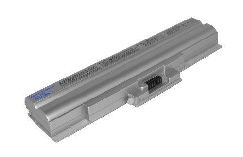 Batería, 4400 mAh, 11,1 V, compatible con portátil Sony VAIO VPC-S115FG, SONY VAIO VGN-AW, VAIO VGN-CS, VAIO VGN-FW, VAIO VGN-NW, VAIO VGN-SR, VAIO VPC-CW y VAIO VPC-M (sustituye a VGP-BPS13/S, VGP-BPS13A/S, VGP-BPS13AS, VGP-BPS13B/S y VGP-BPS13S)