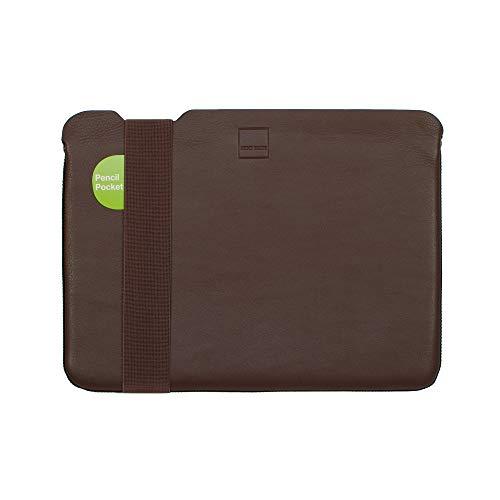 Acme Made Skinny Sleeve S, Ultra-dünne Tablet- & Notebookhülle, 11-13 Zoll, Leder, braun