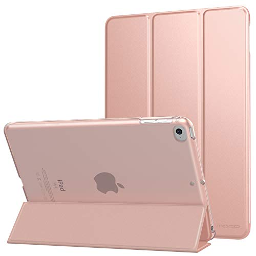 MoKo Compatible con New iPad Mini 5th Generation 7.9' 2019/iPad Mini 4 2015 Funda, Delgado y Ligero Protector con Magnética...