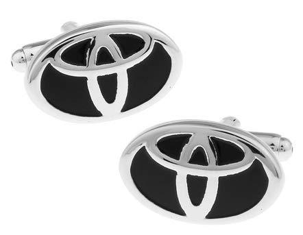 Gemelolandia | Gemelos Toyota Gemelos Originales Para Camisas | Para Hombres y Niños | Regalos Para Bodas, Comuniones, Bautizos y Otros Eventos | Diferentes Modelos Para Cada Ocasión