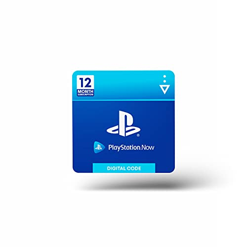 PlayStation Now: 12 Month Subscription [Digital Code]