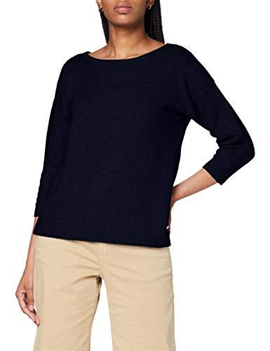 ESPRIT 080ee1i327 Sweater Women's, Blue (404/Navy 5), Xx-Large