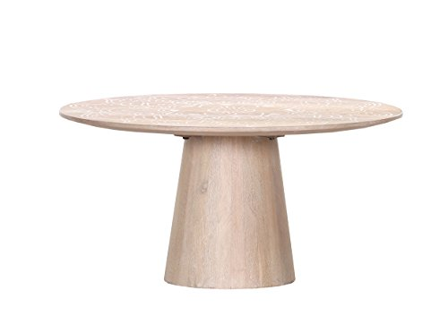 Stylefurniture Couchtisch, Mangoholz, 40 cm