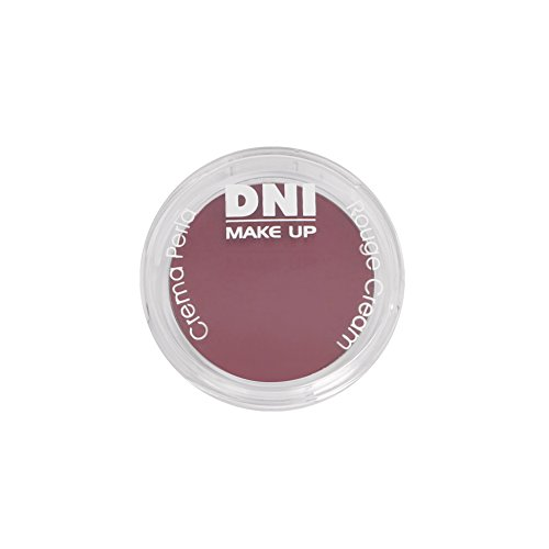 Sombra en crema para rubor y labios, Rouge cream, 3gr · nº 9, color Rosa perlado, DNI MAKE UP