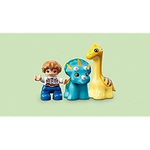 Amazon.co.jp - レゴ デュプロ やさしい恐竜たちのふれあい動物園 10879
