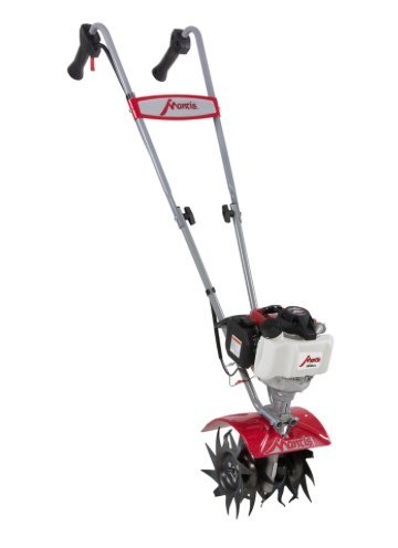 Cheap Mantis 4-cycle Tiller Garden Classic 7268 25cc