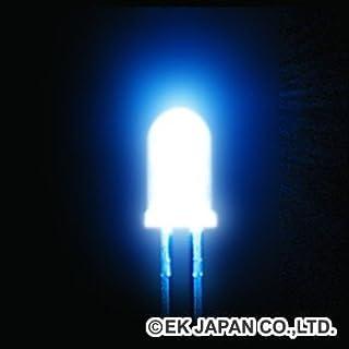 エレキット 高輝度LED(青色・自己点滅1.5Hz・5mm) LK-5BL-F1.5