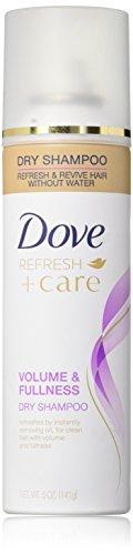 Dove Dry Sh Invigorating Size 5z Dove Dry Shampoo Invigorating 5z