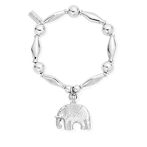 Chlobo Chunky Elephant Bracelet SBCHU433
