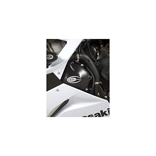 443433 - Cubre-Carter Izquierda (Alternador) Negro ZX-6R