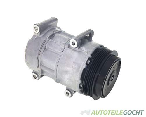 DENSO Klimakompressor für MERCEDES A-Klasse W169 04-12 12303511, 22304711, 0012303511 von Autoteile Gocht