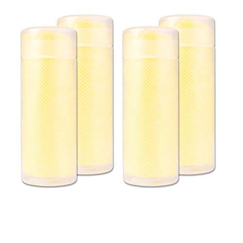 Filzada 4X Paño Milagrosa/Paño súper Absorbente - Ultra Absorbente - Limpieza húmeda sin Pelusas de Ventanas, baños, Cristales, Barnices