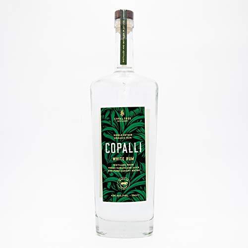 Copalli Single Estate White Rum, 70 cl