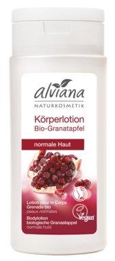 Alviana Naturkosmetik Körperlotion Bio-Granatapfel normale Haut 200 ml Vegan Natrue