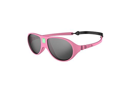 Ki Et La Ki ET LA - Babysonnenbrille im Stil Jokala - 100% unzerbrechlich - Rosa - 2-4 Jahre