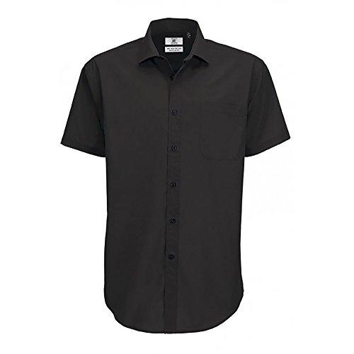 B&C herr skjorta smart SSL/män