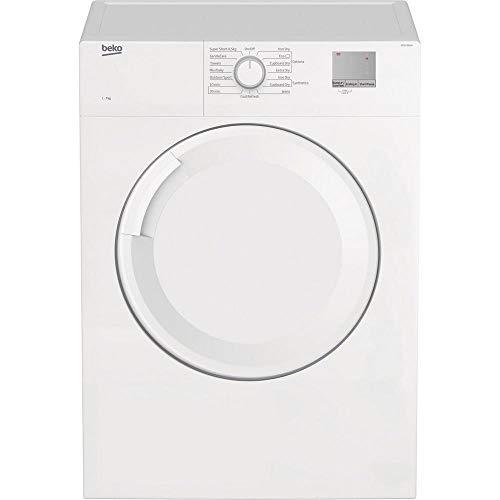 Beko DTGV7001W 7 kg Vented Tumble Dryer - White