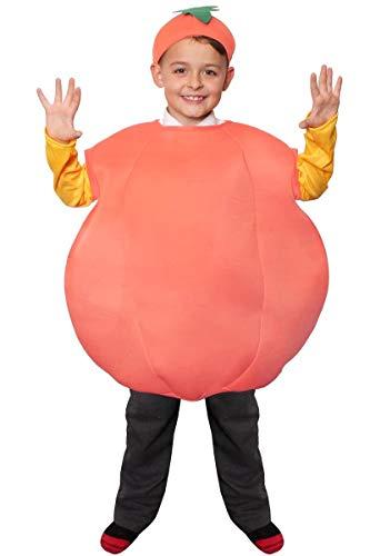 I LOVE FANCY DRESS LTD Disfraz MELOCOTION Gigante - 2 Piezas Unisexo para NIOS - TAMAO Unico